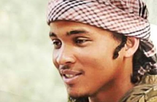 US kills Trinidadian IS fighter, then adds him to terrorism list