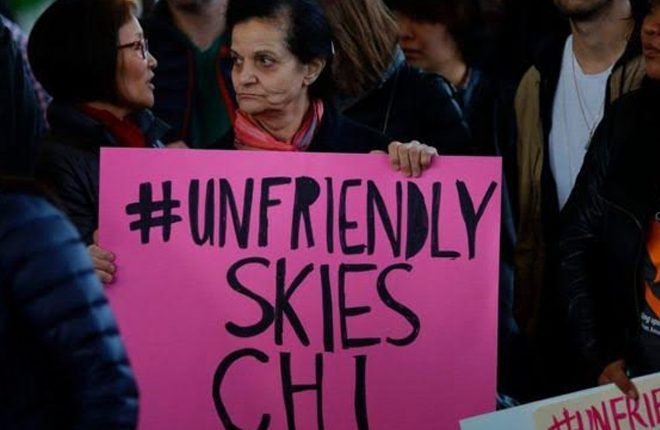 David Dao dragged off United flight files court papers