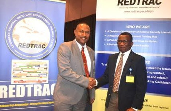 Commissioner Queeley recognized as 'historic' REDTRAC Graduate