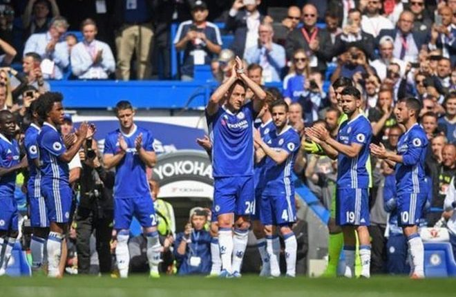 John Terry: Thousands won on Chelsea captain's 26th-minute substitution