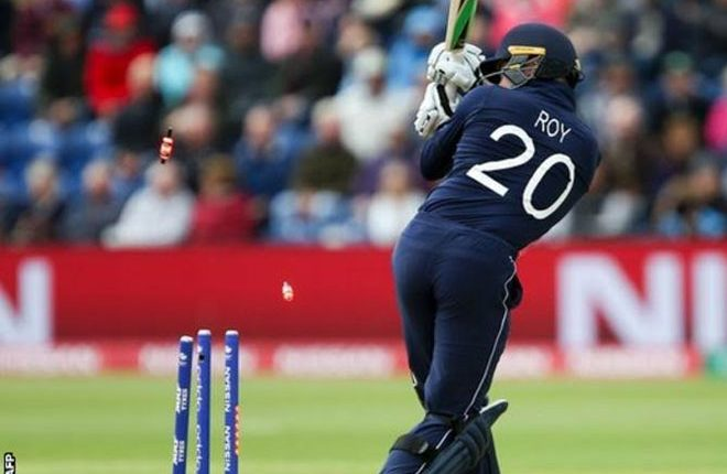 Champions Trophy: England's Eoin Morgan backs Jason Roy to regain form