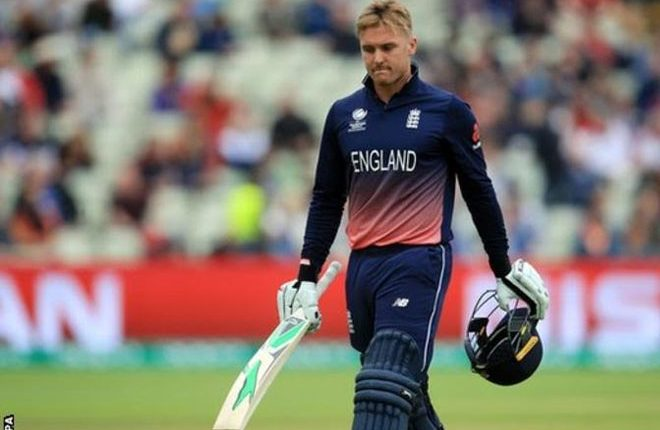 Champions Trophy: England's Jason Roy set to be dropped for Pakistan semi-final