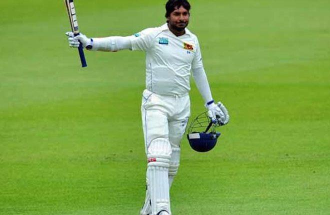 Kumar Sangakkara: Sri Lanka scores 100th century of career