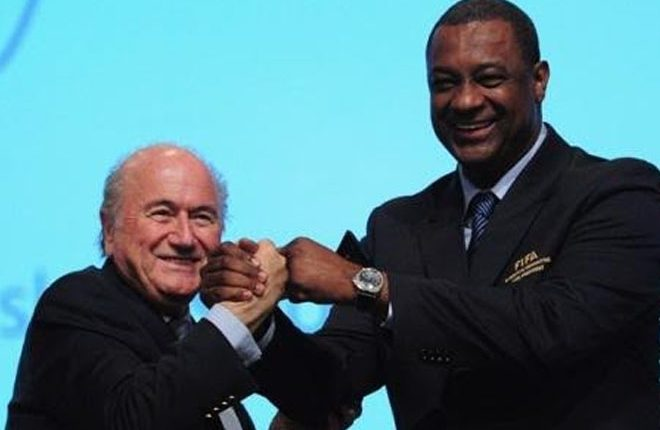 Deposed FIFA president calls former Cayman Islands football official 'breathtaking scoundrel'