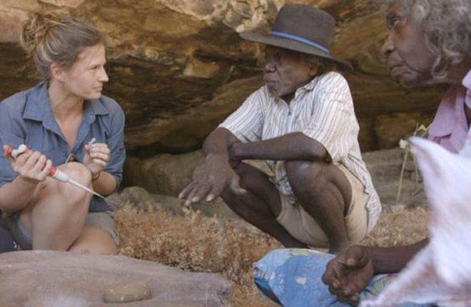 Australia human history 'rewritten by rock find'