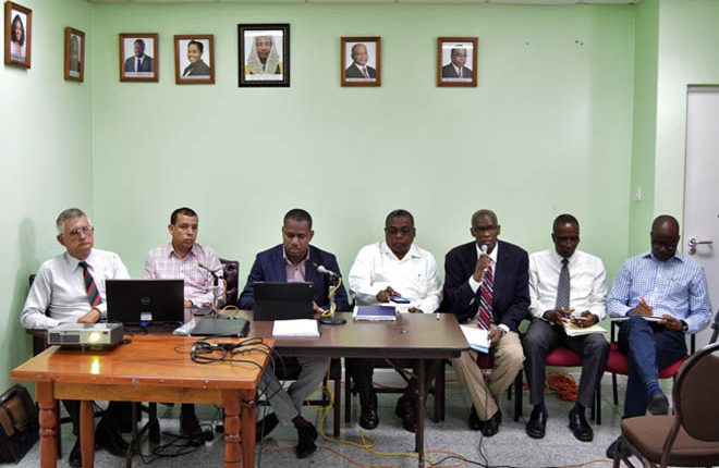 Ministry of Education updates nation on progress of new BHS