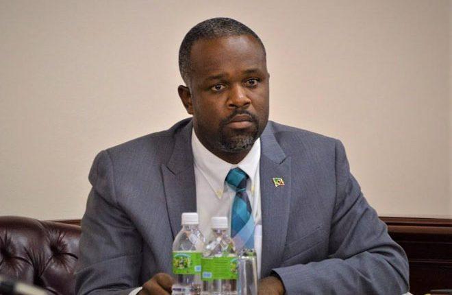Opposition MP Konris Maynard named and suspended from parliament for gross disrespect to Speaker
