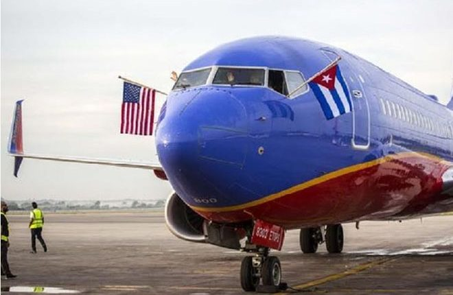Southwest Airlines Drops Two of its Three Cuba Routes
