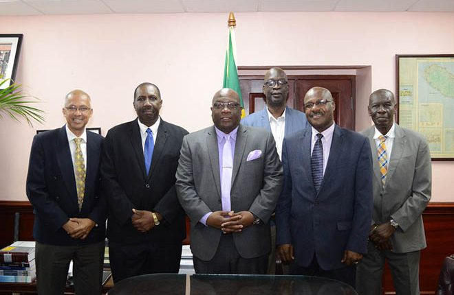 CCCU expresses its willingness to work closer with the Government of St. Kitts and Nevis