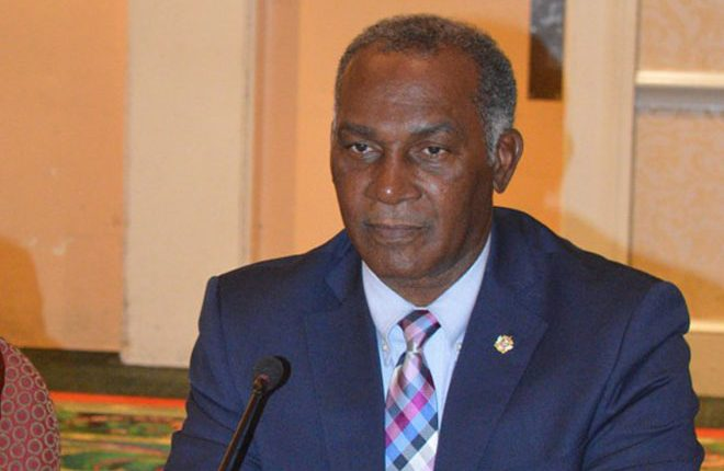 Labour officials attend forum to discuss the development of the labour market in the OECS region