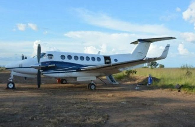 Interpol Helping Guyana Solve Mystery Plane Found on Illegal Airstrip
