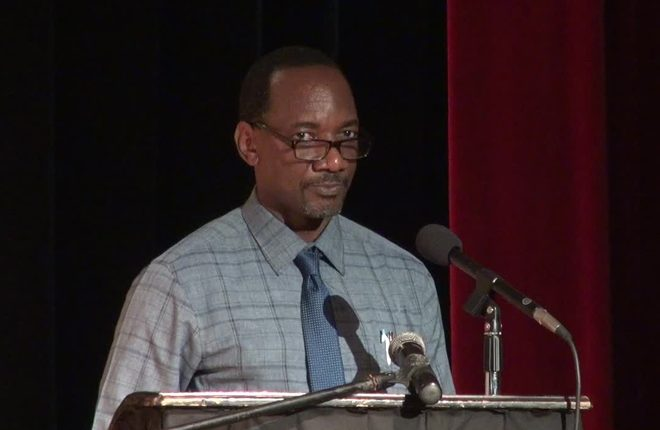 Education PS Barrett publicly lauds efforts of school principals on Nevis
