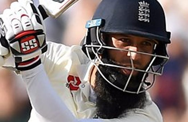 England v West Indies: Moeen Ali puts England in command at Headingley