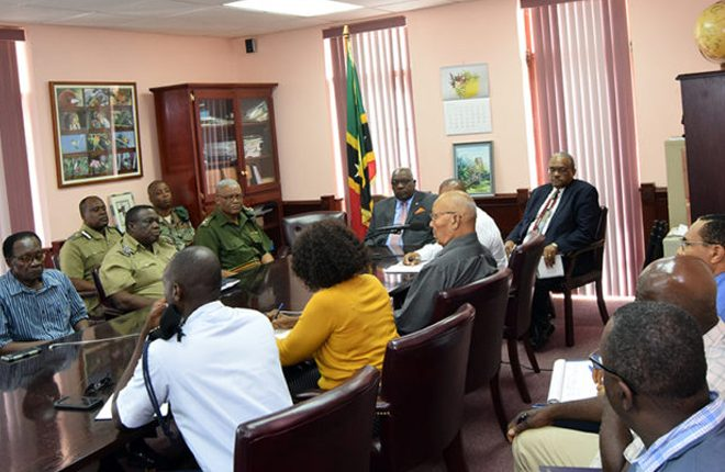 PM Harris urges churches to offer more counselling services to families affected by crime and violence
