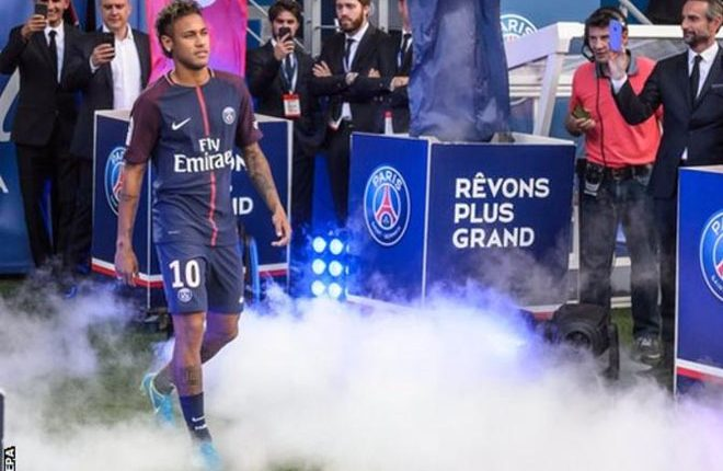 Barcelona sue Neymar over world record transfer to Paris St-Germain