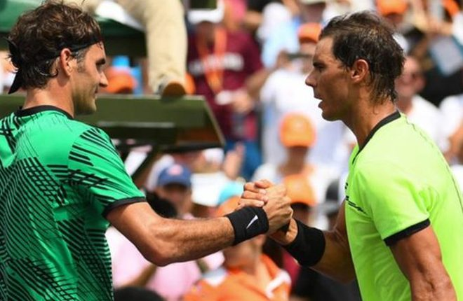 Rafael Nadal to return to number one after Roger Federer's Cincinnati withdrawal