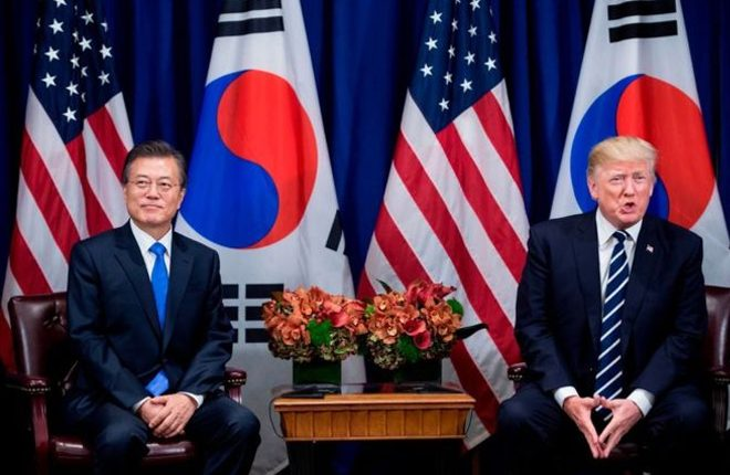 Trump vows to tackle N Korea on Asia trip