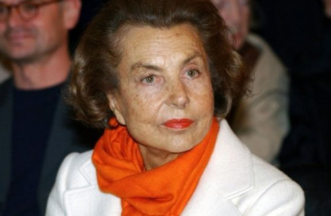 L'Oreal heiress Liliane Bettencourt dies at 94