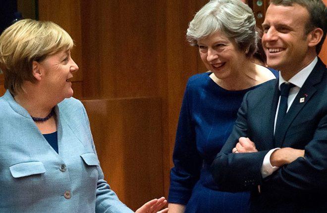 Angela Merkel eases Theresa May's Brexit nightmare