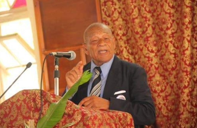 Son of Late World's Oldest Person Lashes Out at Thanksgiving Service for Supercentenarian