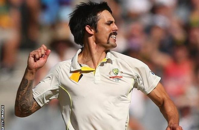 Ashes 2017: Mitchell Starc wants Australia attack to emulate Johnson's 2013-14 heroics