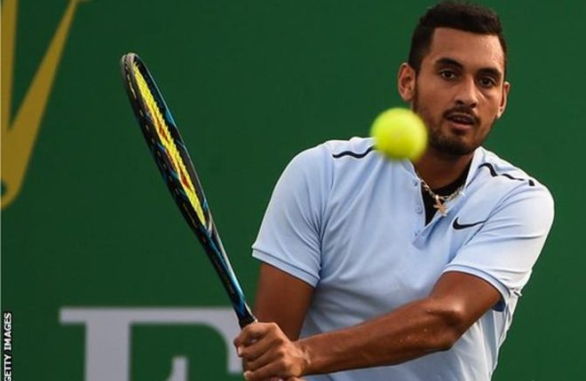 Shanghai Masters: Nick Kyrgios fined for quitting match