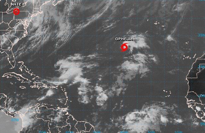 The 2017 Atlantic Hurricane Season's 15th Storm Is Here