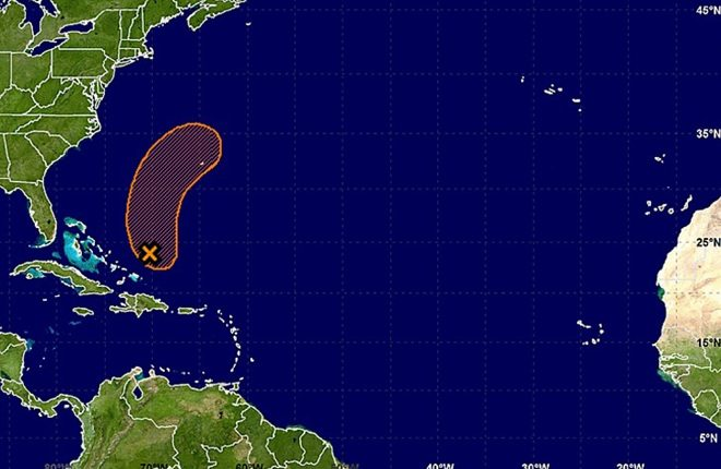 Forecasters Keeping Their Eye on a Potential Tropical Storm Philippe