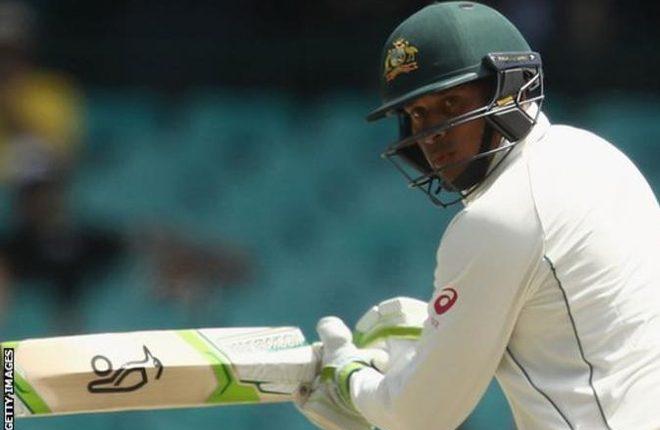Usman Khawaja on struggles with racial sledging in Australian grade cricket
