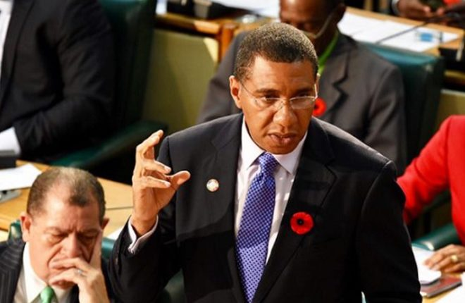 Jamaica's Prime Minister Wants to Ban Flogging Not Only In Schools But At Home and Across Society Too