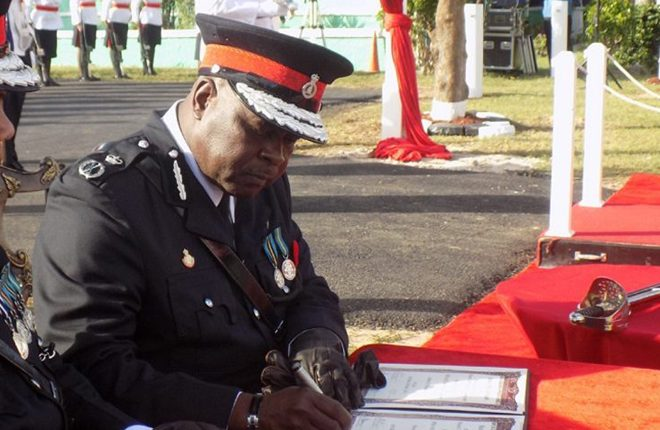 New Top Cop Takes up Crime Fight in The Bahamas