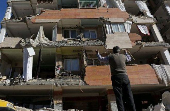 Iran-Iraq earthquake: Hundreds killed as border region hit