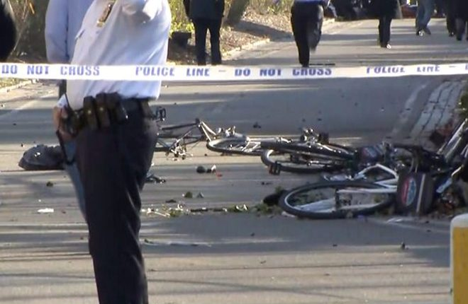New York truck attack: Five Argentine friends killed