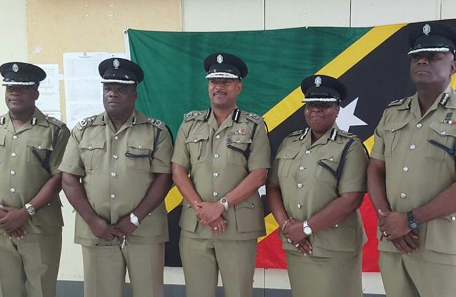 St. Kitts-Nevis Police Week celebrates the security forces and the good things they are doing