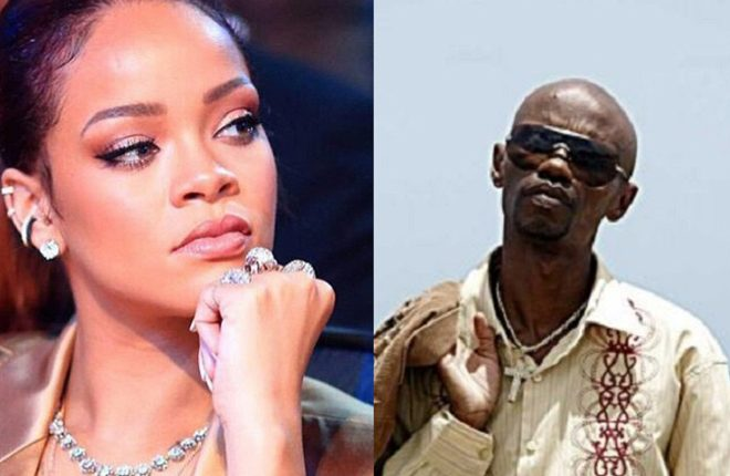 Rihanna's Uncle Charged With Selling Knock-offs of Her Brand