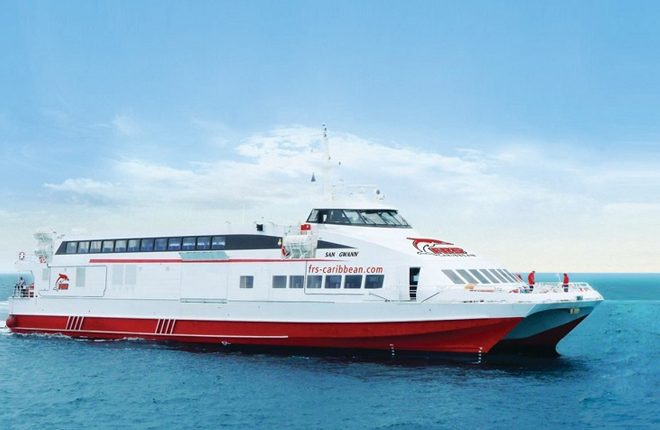 A New Miami-Bahamas Ferry Service Begins