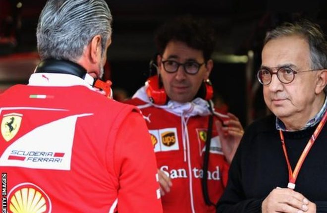 Ferrari could quit Formula 1 over new proposals by Liberty Media