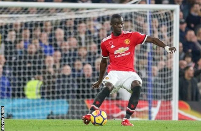 Eric Bailly: Man Utd boss Jose Mourinho says defender could miss next three months