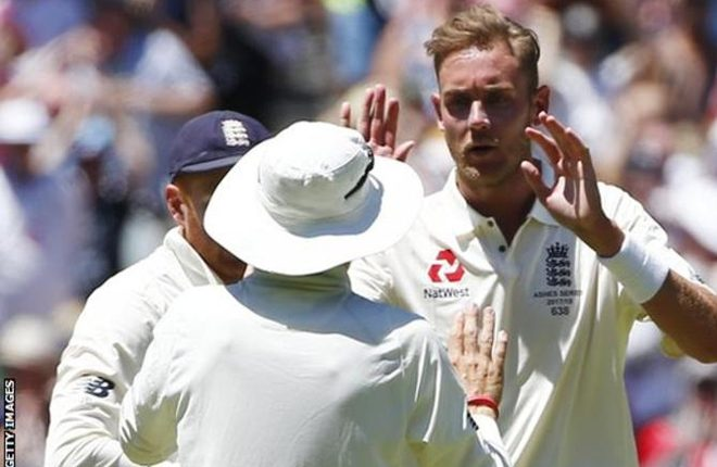 Ashes: England's Stuart Broad holds no grudges after criticism