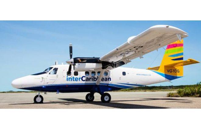 interCaribbean launches new Tortola flights