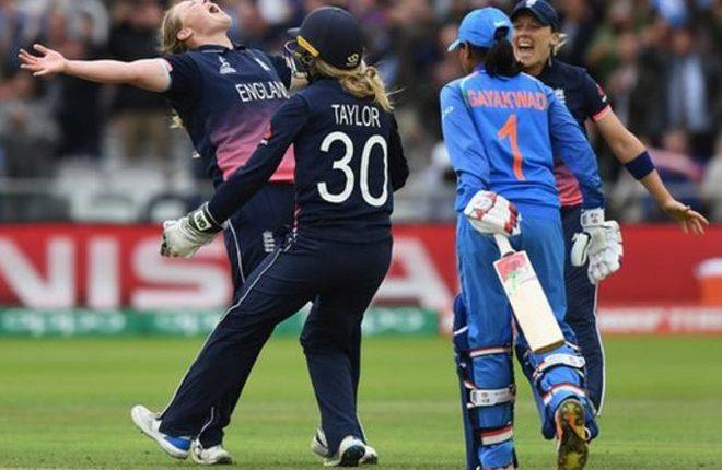 Anya Shrubsole: England World Cup winner first woman on cover of Wisden