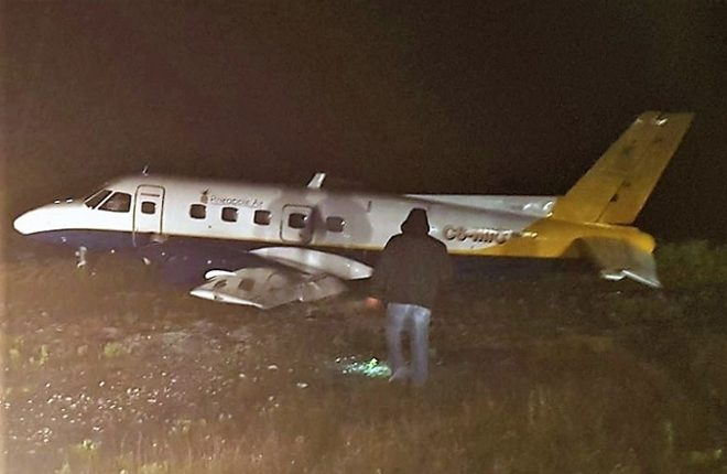 One Passenger Injured as Plane Crash Lands in The Bahamas