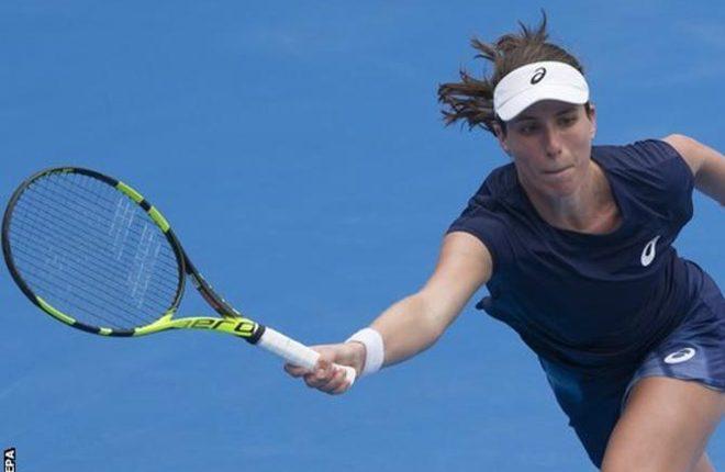 Australian Open: Johanna Konta faces USA's Madison Brengle in first round