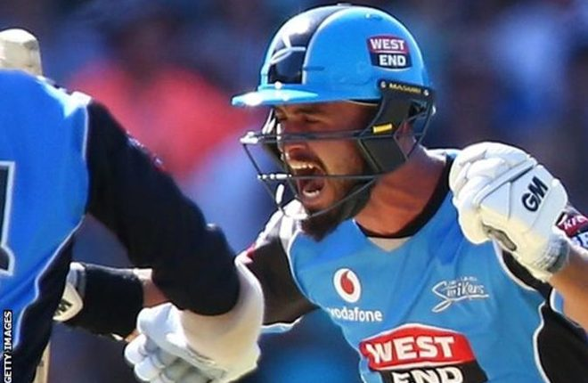 Big Bash League: Adelaide Strikers beat Hobart Hurricanes to win maiden title
