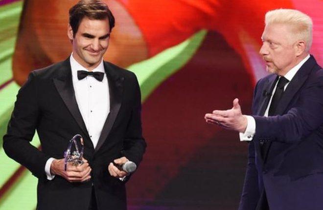 Laureus Awards: Roger Federer named World Sportsman of the Year 2017