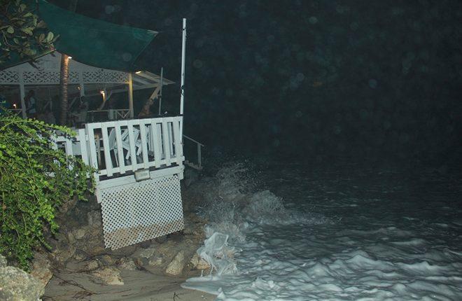 No tsunami alert