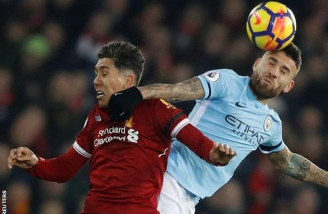 Champions League draw: Liverpool face Manchester City in quarter-finals