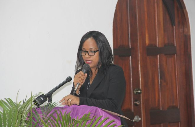 Education, including health education helps empower women, says Nevis Health and Gender Affairs Minister