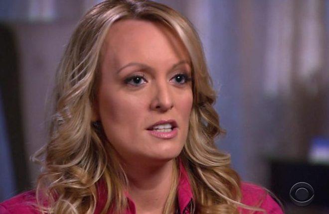 Stormy Daniels seeks Trump testimony on her sex claims