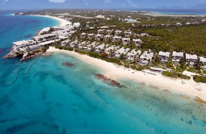 Four Seasons Resort and Residences in Anguilla Reopens After Hurricane Irma